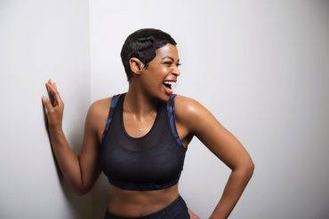Women in Fitness: Angelique Miles