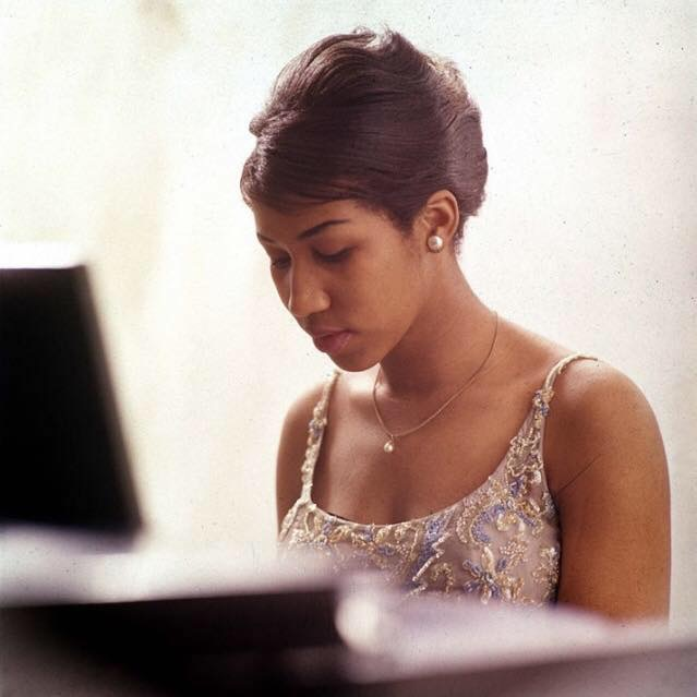 Aretha Franklin Columbia Records